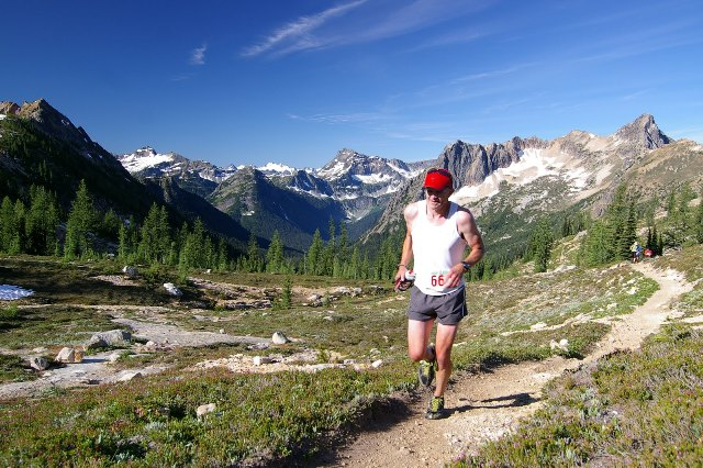 Beast of Big Creek 10K Trail Race in the Foothills of the Olympic Mountains